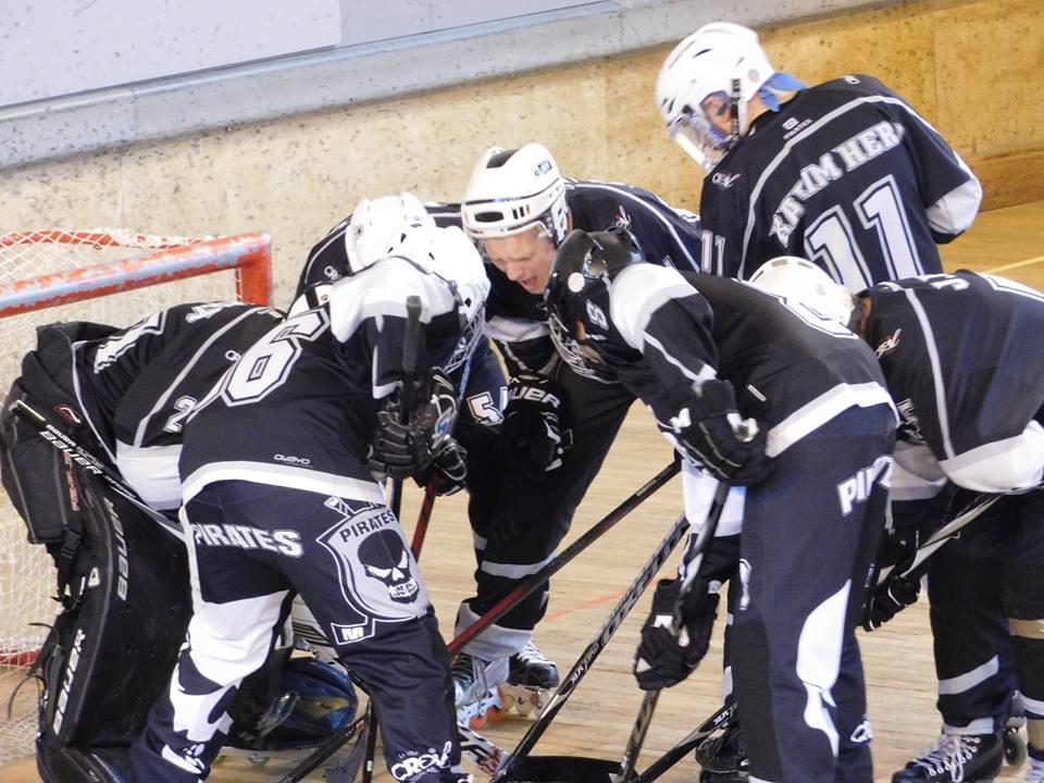 Les matchs de hockey